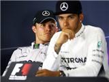 Vẫn là sóng gió Hamilton-Rosberg