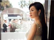 Lý Nhã Kỳ đẹp tựa tiên nữ khiến Cannes 'không thể không ngắm nhìn'