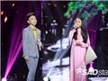 Phương Mỹ Chi song ca Trung Quang trong đêm chung kết