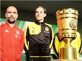 Pep Guardiola: Bayern vẫn rất khát khao.Tuchel: Dortmund mới vào chung kết mà thôi