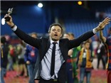 Luis Enrique: 'Barca sinh ra để vô địch'
