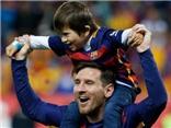 CẬP NHẬT tin sáng 23/5: Barca đăng quang Cúp Nhà Vua. Messi vượt thành tích Pele
