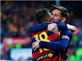 Messi kiến tạo tuyệt đỉnh ở Chung kết Cúp Nhà Vua Tây Ban Nha