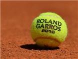 Tennis ngày 23/5: Nhiều trận đấu ở Roland Garros bị hoãn. Nadal không thể bất bại nữa
