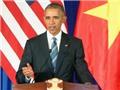 VIDEO cập nhật: Tổng thống Obama khẳng định về việc dỡ bỏ lệnh cấm vận vũ khí đối với Việt Nam