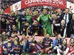 Barca giành Cúp Nhà vua Tây Ban Nha: Khi khác biệt là bản lĩnh