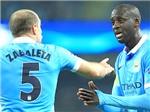 Man City: Pep đến, Toure và Zabaleta phải đi?