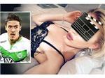 Bị phát tán ảnh nóng, 'Bad Boy' của Wolfsburg đi kiện