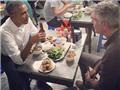 Remix Giải trí: Thăm chùa, đọc tục ngữ, ăn bún chả cùng ông Obama