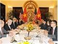 Phó Thủ tướng, Bộ trưởng Ngoại giao Phạm Bình Minh hội đàm với Ngoại trưởng John Kerry