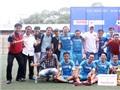 Liên quân Báo Thể thao TP.HCM vô địch Press Cup 2016 khu vực phía Nam