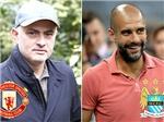 Jose Mourinho vs. Pep Guardiola: Tập 2 khốc liệt ở đấu trường Manchester