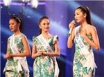 Thí sinh Hoa khôi nghẹn ngào nước mắt khi thuyết trình gây quỹ từ thiện