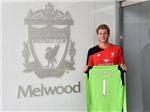 Liverpool chính thức đón tân binh đầu tiên trong mùa Hè