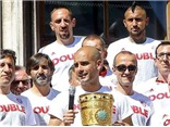 Pep Guardiola xin lỗi CĐV Bayern vì không vô địch Champions League