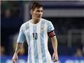 Messi hé lộ khả năng trở về thi đấu ở Argentina