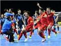 Tuyển futsal Việt Nam trước 'cơn sóng cả'