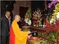 Ông Obama từ chối cầu con trai tại chùa Phước Hải
