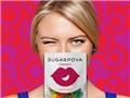 CHÙM ẢNH: Không dự Roland Garros, Sharapova đi 'buôn' kẹo