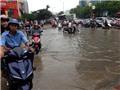 Hà Nội khắc phục ngập úng sau mưa lớn đột biến