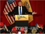 Ông Trump chiến thắng dễ dàng tại Washington