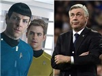 Carlo Ancelotti sang Hollywood ra mắt phim