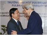CHÍNH THỨC thành lập Đại học Fulbright VN - ngôi trường được ông Obama nhắc đến
