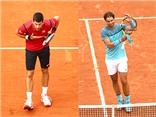 Rafael Nadal và Novak Djokovic: Còn quá sớm để nghĩ về nhau