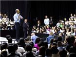 Nhà thơ Nguyễn Quang Thiều: Ông Obama sử dụng văn hóa như một 'đại lộ'…