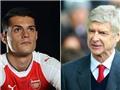 Wenger: 'Tôi đã dõi theo Granit Xhaka từ rất lâu'