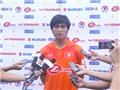 Tiền vệ Nguyễn Tuấn Anh: 'Tôi chưa hài lòng về bản thân'
