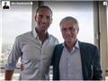 Ferdinand gửi 'tâm thư' đến Mourinho