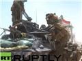 VIDEO: Quân đội Iraq rầm rập truy kích IS ở Fallujah