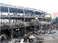 Đã có kết luận ban đầu về vụ tai nạn giao thông thảm khốc tại Bình Thuận