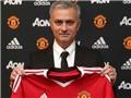 CHÍNH THỨC: Mourinho ra mắt Man United