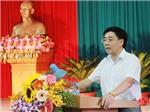 Công bố quyết định chuẩn y chức vụ Phó Bí thư Tỉnh ủy Nghệ An