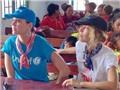 Hình ảnh mới nhất của Katy Perry tại Việt Nam