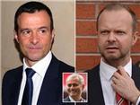 Jose Mourinho chính thức dẫn dắt Man United: Ngày Jorge Mendes báo thù Van Gaal