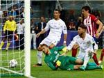 VIDEO: Sergio Ramos ghi bàn mở tỉ số cho Real ở Chung kết Champions League