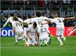 Chung kết Champions League: Real Madrid 1-1 (5-3) Atletico: Thắng luân lưu, Real lên đỉnh châu Âu