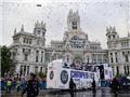 Real nhuộm trắng quảng trường Cibeles với chức vô địch Champions League ở Madrid