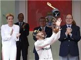 GP Monaco: Lewis Hamilton lần đầu nhất chặng