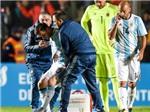 Chấn thương của Messi tiến triển tốt, có thể dự Copa America