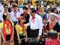 Chủ tịch nước Trần Đại Quang: Chăm sóc, giáo dục và bảo vệ trẻ em là vấn đề có tính chiến lược