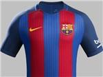 Barca công bố áo đấu mùa tới, thiếu vắng logo nhà tài trợ