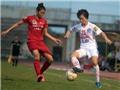 Kết thúc lượt đi giải bóng đá nữ VĐQG Thái Sơn Bắc 2016: Phong Phú Hà Nam dẫn đầu nhưng coi chừng... Hà Nội 1