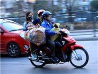 Mức phạt đối với ô tô, xe máy sẽ tăng như thế nào từ 1/8?