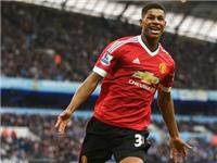 Marcus Rashford CHÍNH THỨC kí hợp đồng mới 4 năm với Man United
