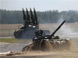 11 vũ khí uy lực nhất trong tay quân đội Nga