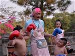 Phim 'Bảo mẫu siêu quậy 2': Yêu trẻ em bằng phim thật khó